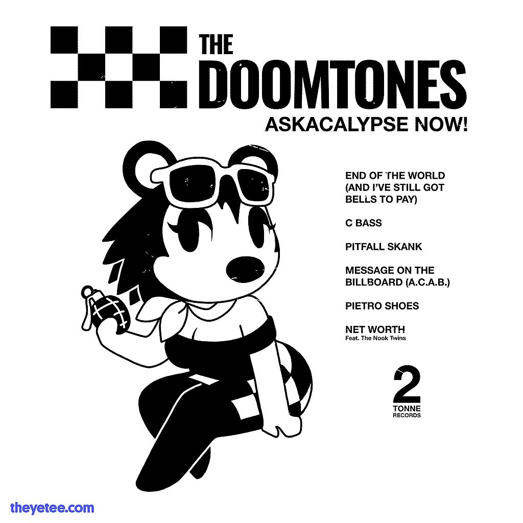 The Yetee: The Doomtones