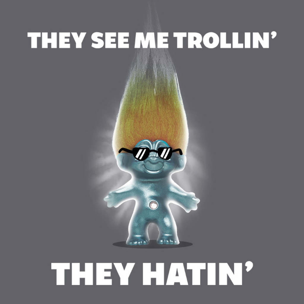 TeeTurtle: They See Me Trollin'