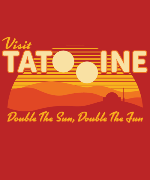 Qwertee: Double The Sun, Double The Fun