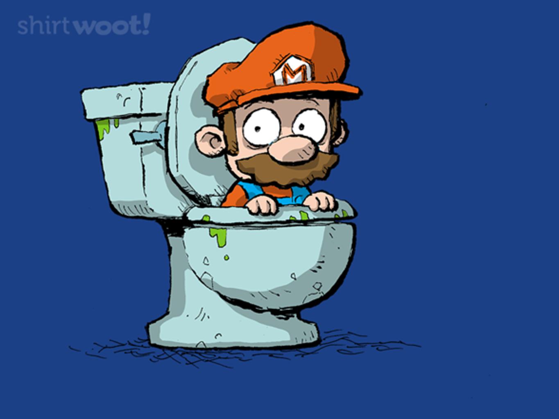 Woot!: Wrong Turn