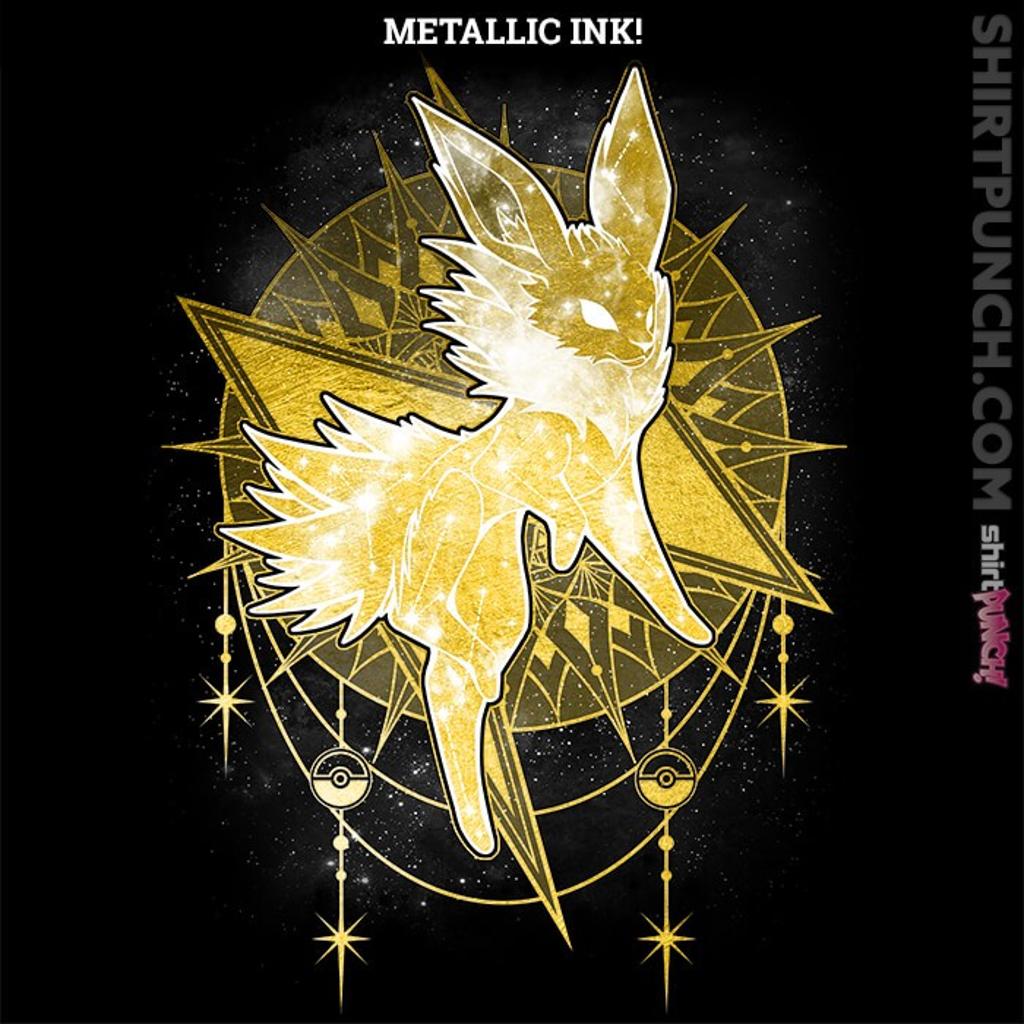 ShirtPunch: Starry Sky Of Lightning