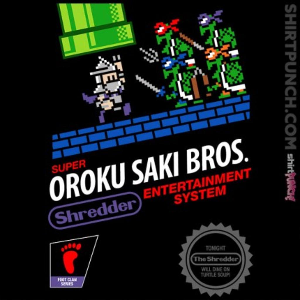 ShirtPunch: Super Oroku Saki Bros