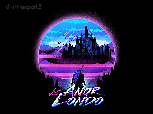 Woot!: Visit Anor Londo