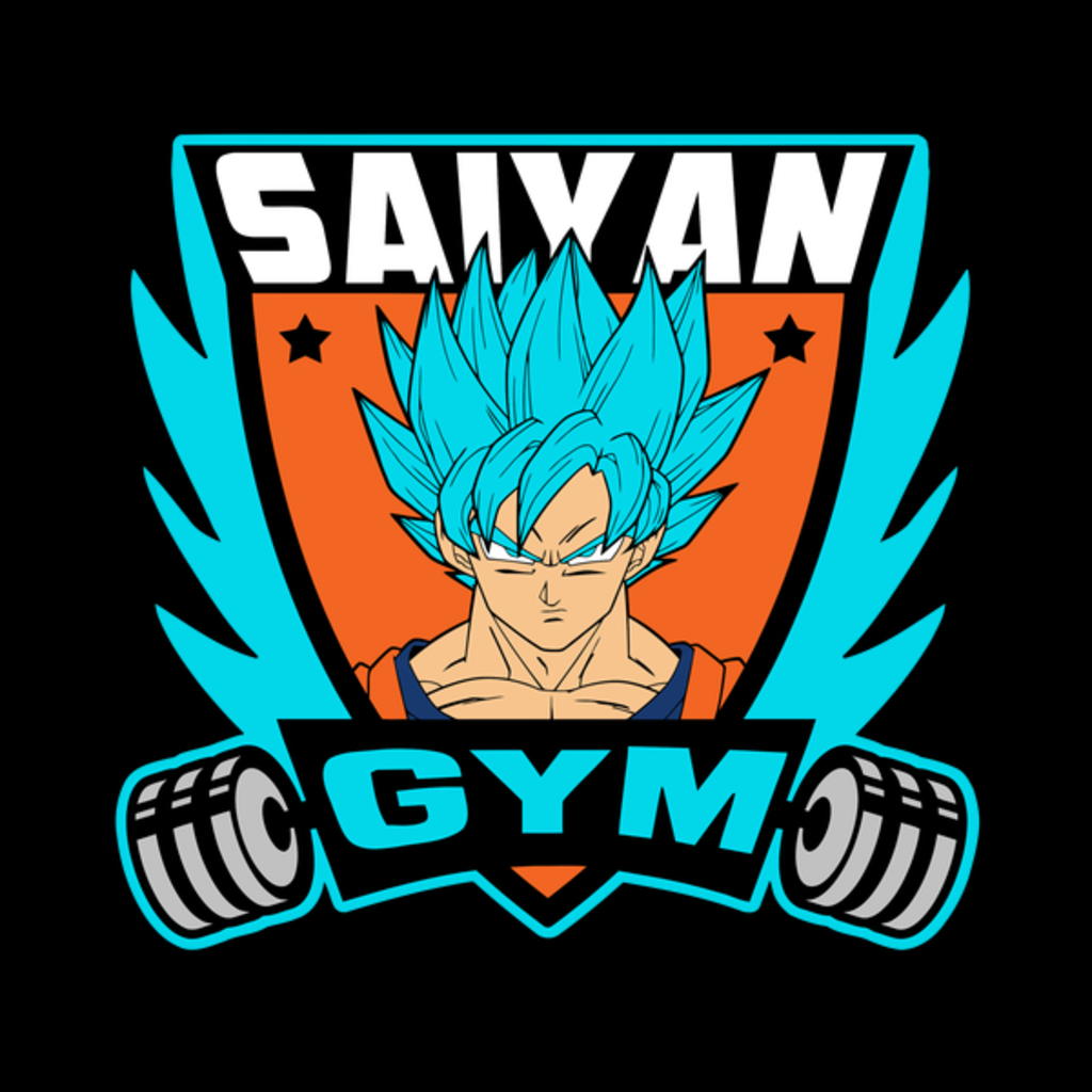 NeatoShop: Anime Gym blue version