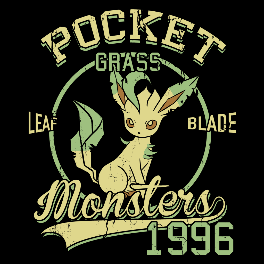 Pop-Up Tee: Leaf Blade