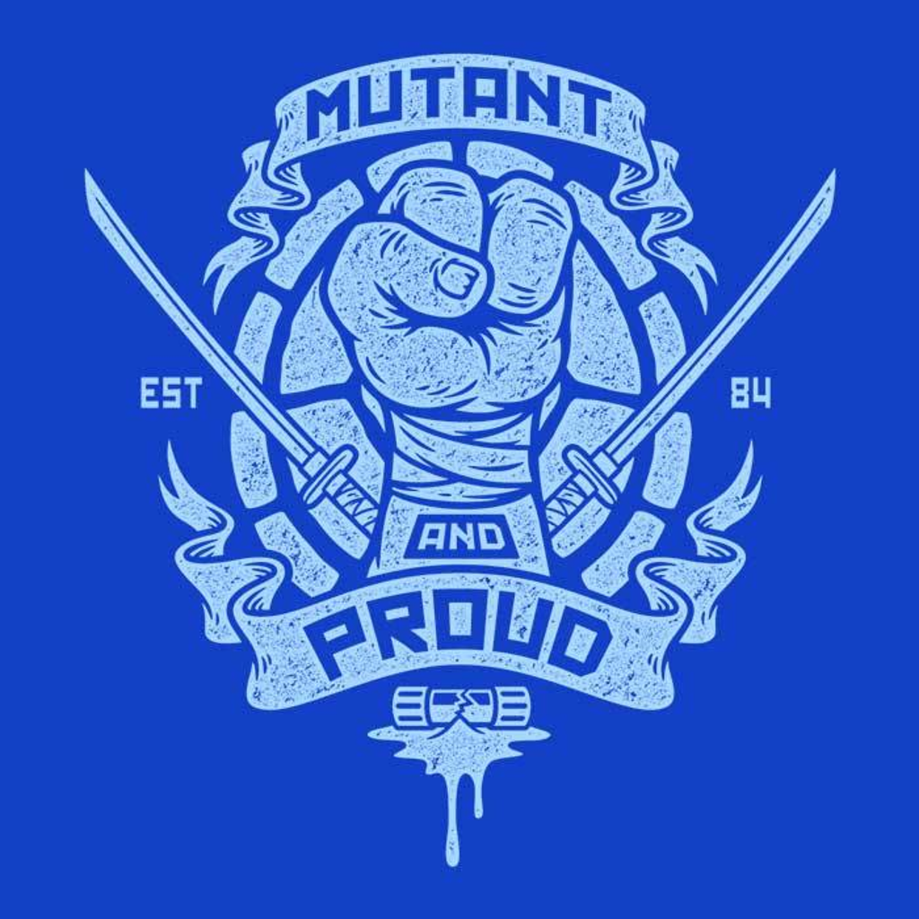 Once Upon a Tee: Mutant and Proud: Leo