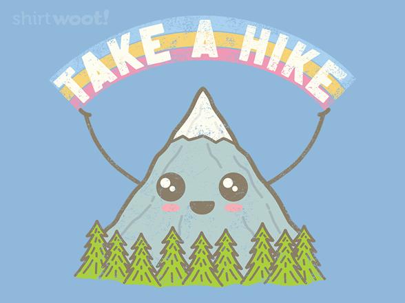Woot!: Kawaii Hike