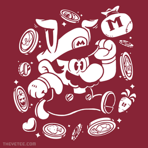 The Yetee: Money Bunny