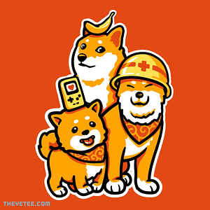 The Yetee: Meme Dogs