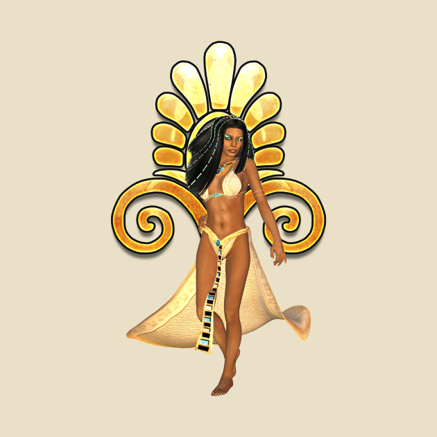 TeePublic: Egyptian women