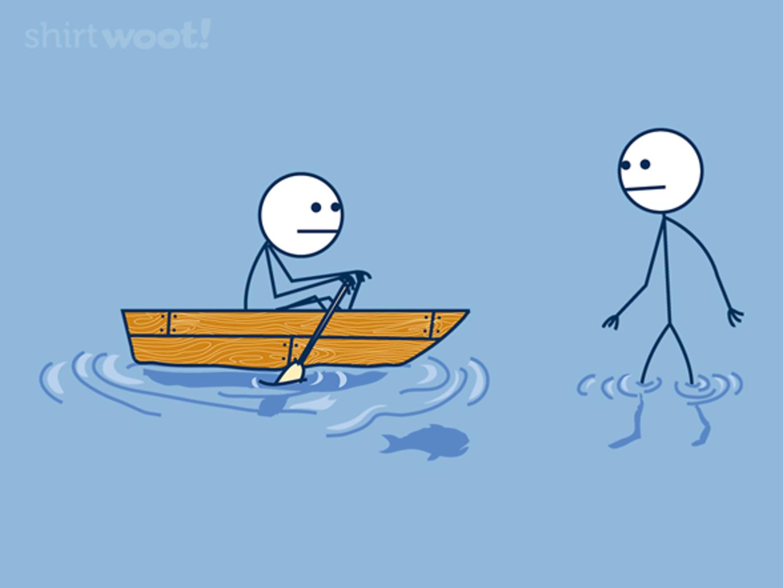 Woot!: Row Vs. Wade