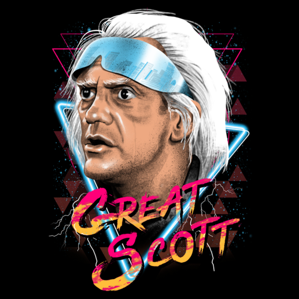 NeatoShop: Great Scott