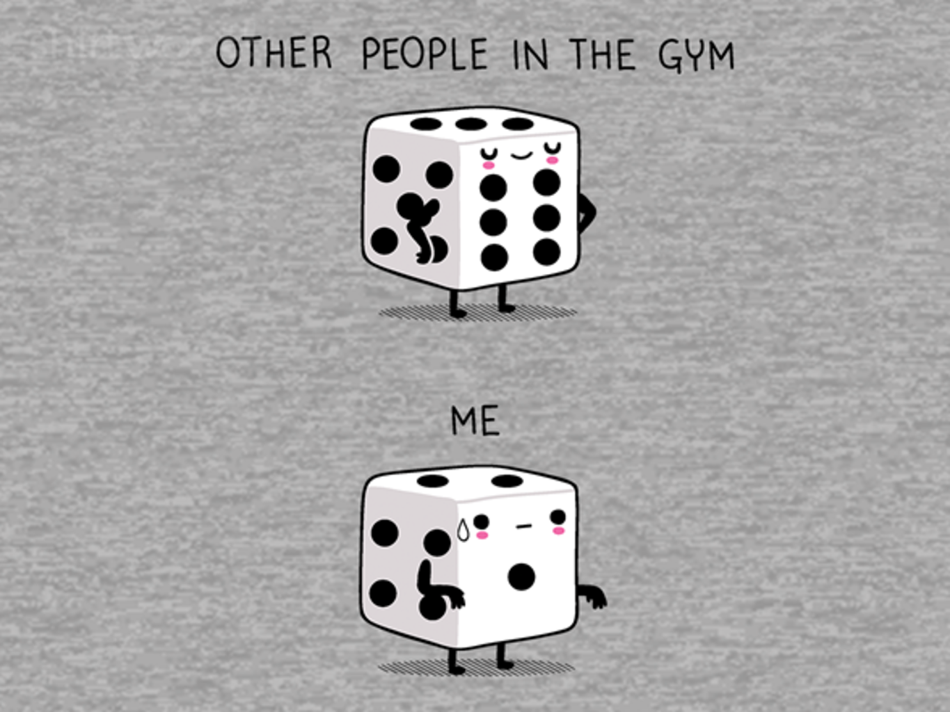 Woot!: Me in the Gym