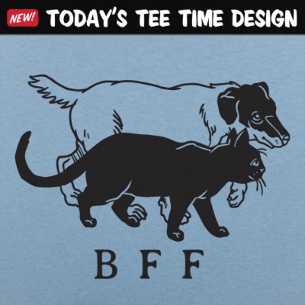 6 Dollar Shirts: Cat And Dog BFF