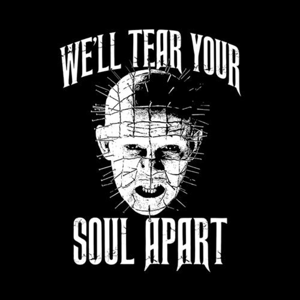 Five Finger Tees: We'll Tear Your Soul Apart T-Shirt