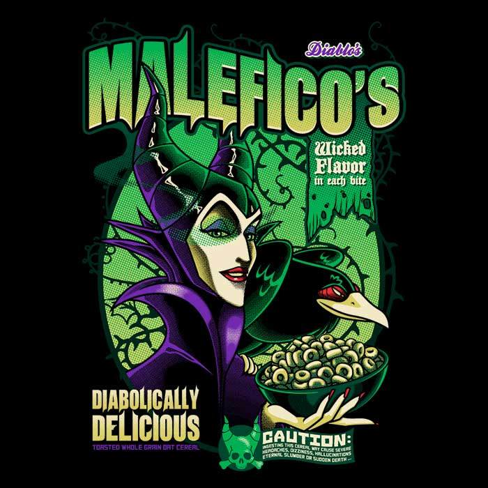 Once Upon a Tee: Malefico's