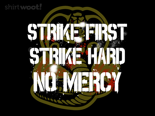 Woot!: Cobra Strike