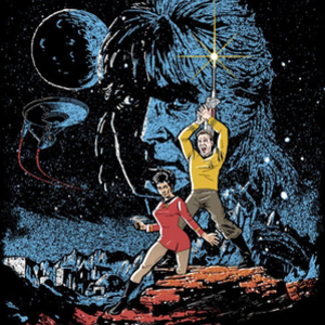 Once Upon a Tee: Trek Wars