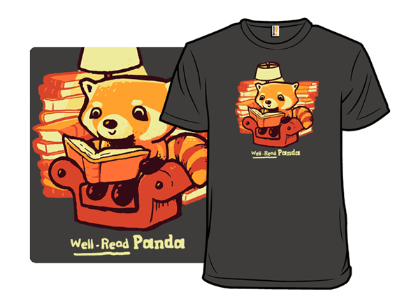 Woot!: Well-Read Panda