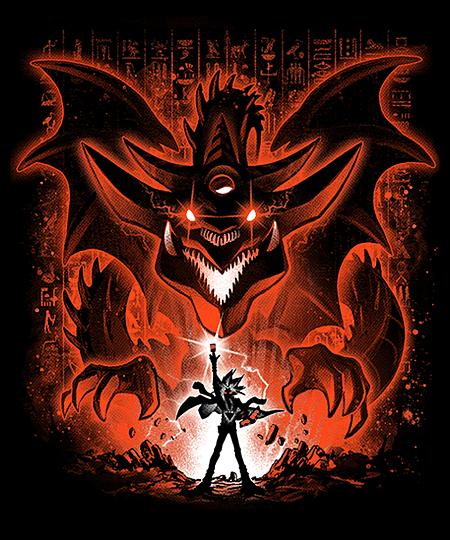 Qwertee: Sky Dragon