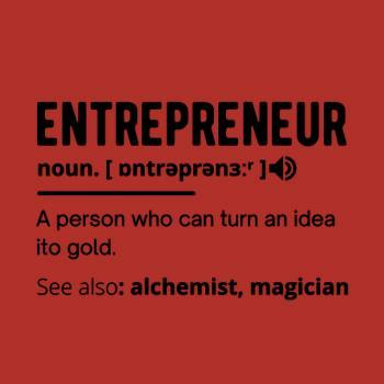 BustedTees: Entrepreneur Definition
