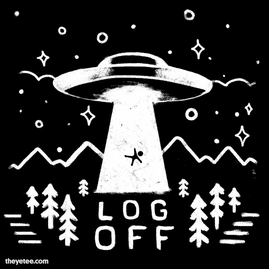 The Yetee: I Want To Believe