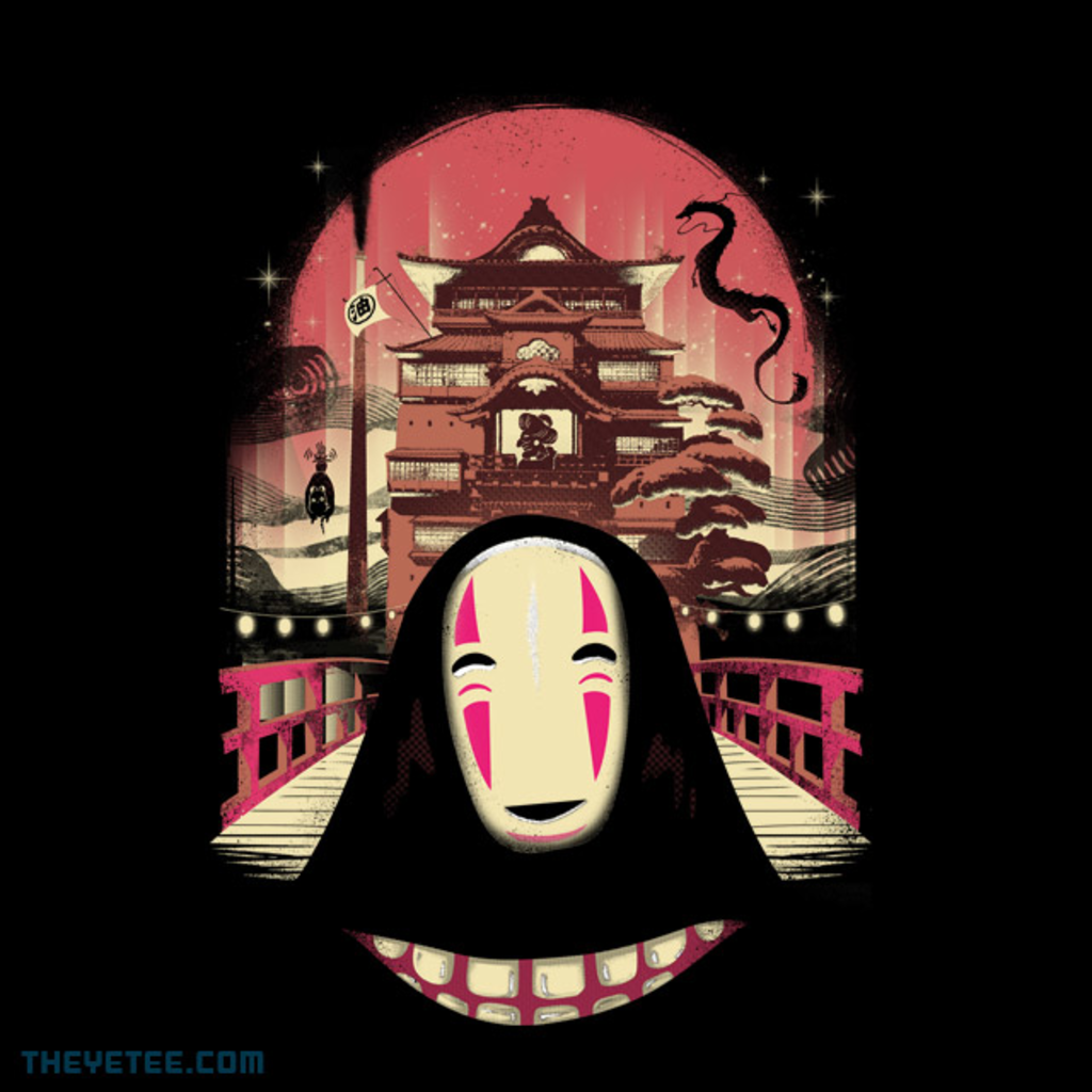 The Yetee: Welcome to the Magical Bath House