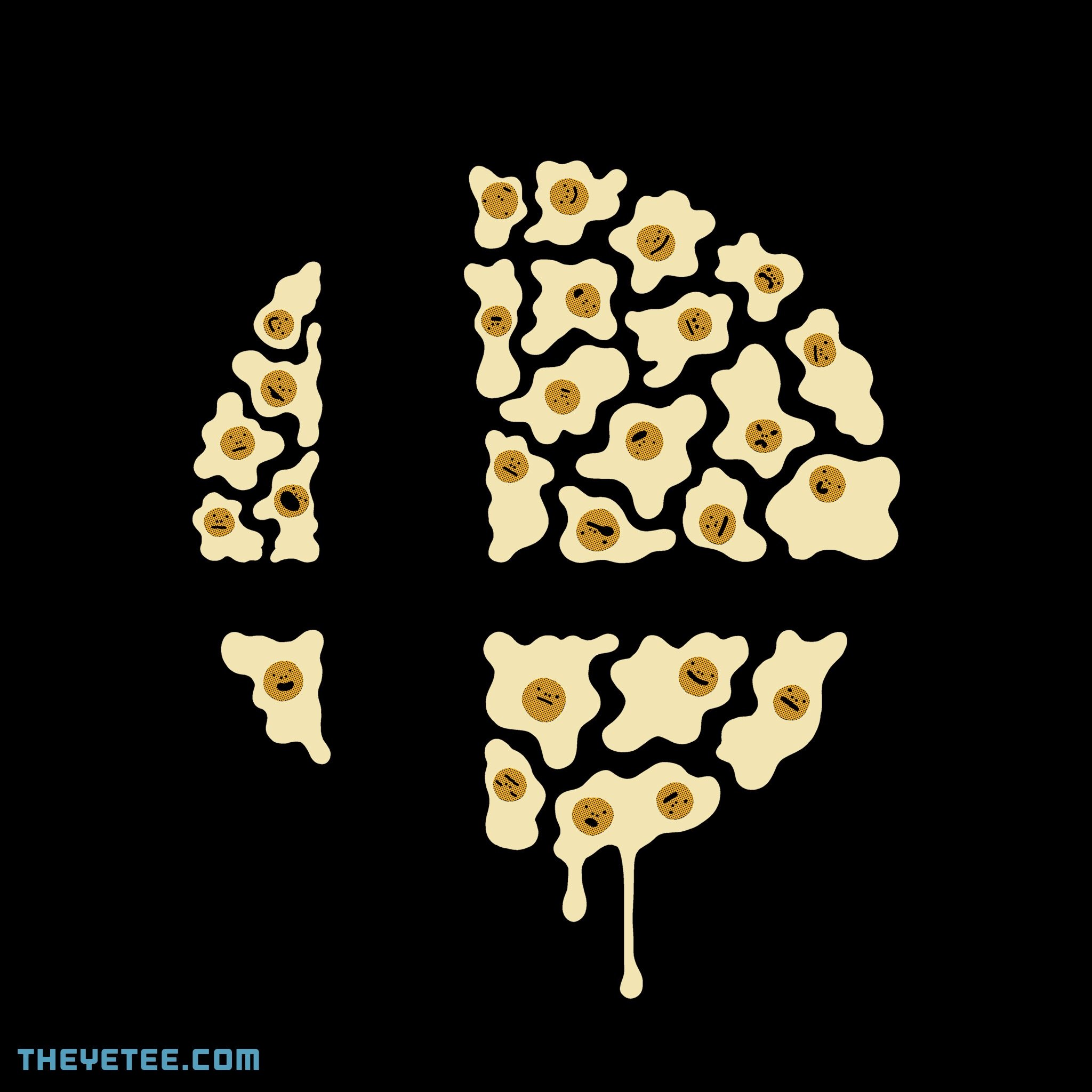 The Yetee: Smashed Eggs