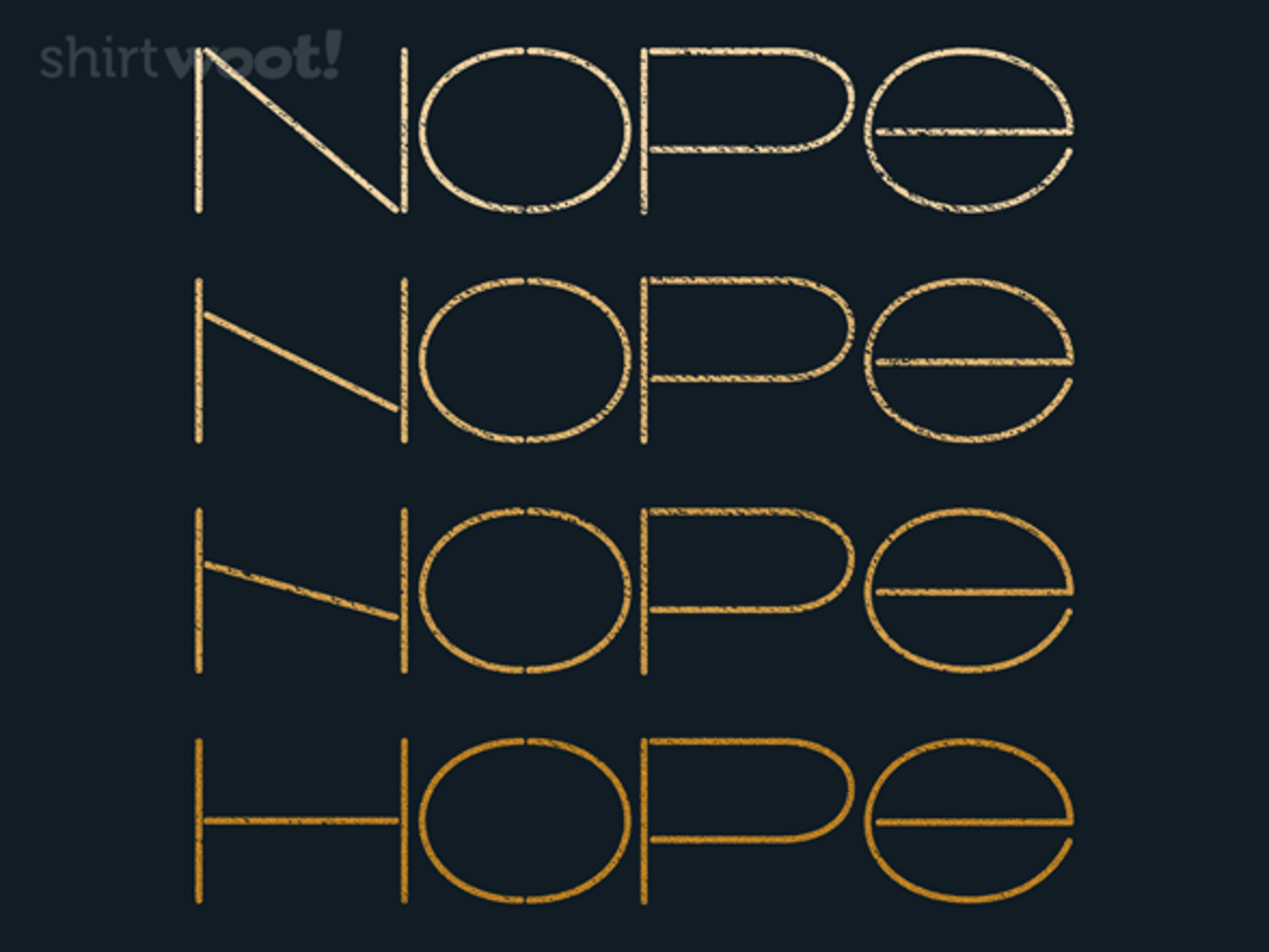 Woot!: Hopeful For Change
