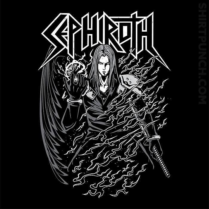 ShirtPunch: Fantasy Angel