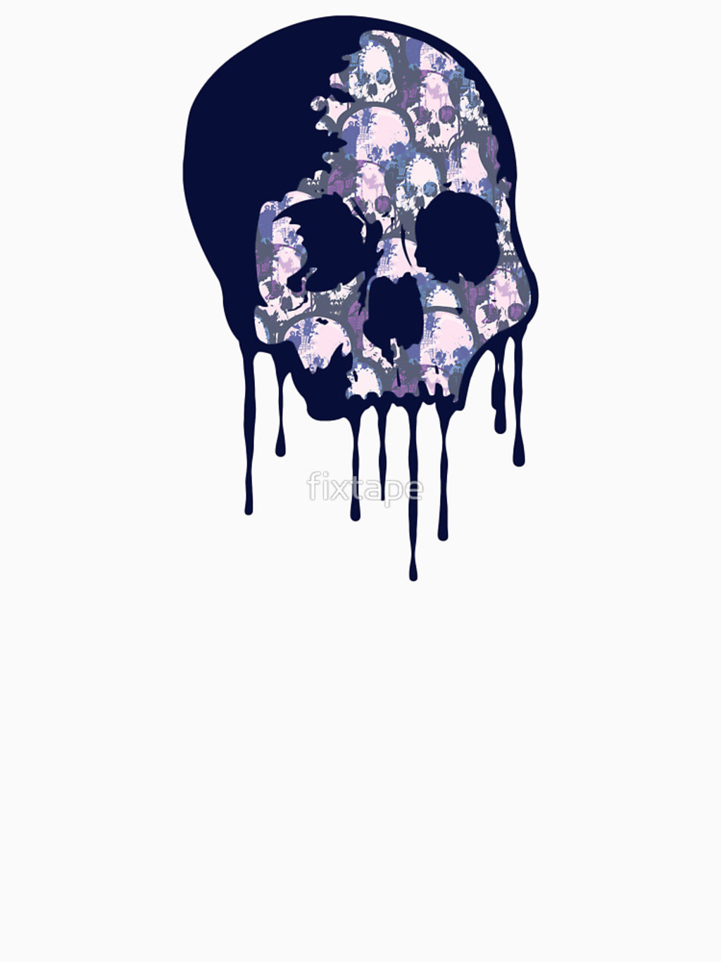 RedBubble: Skull City