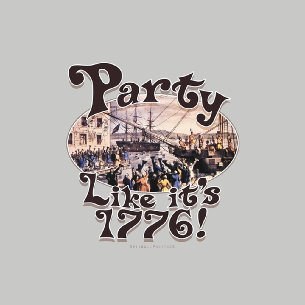 BustedTees: Party Like Its 1776