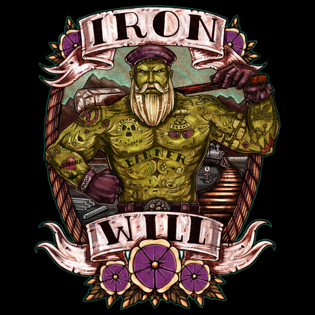 NeatoShop: Iron Will