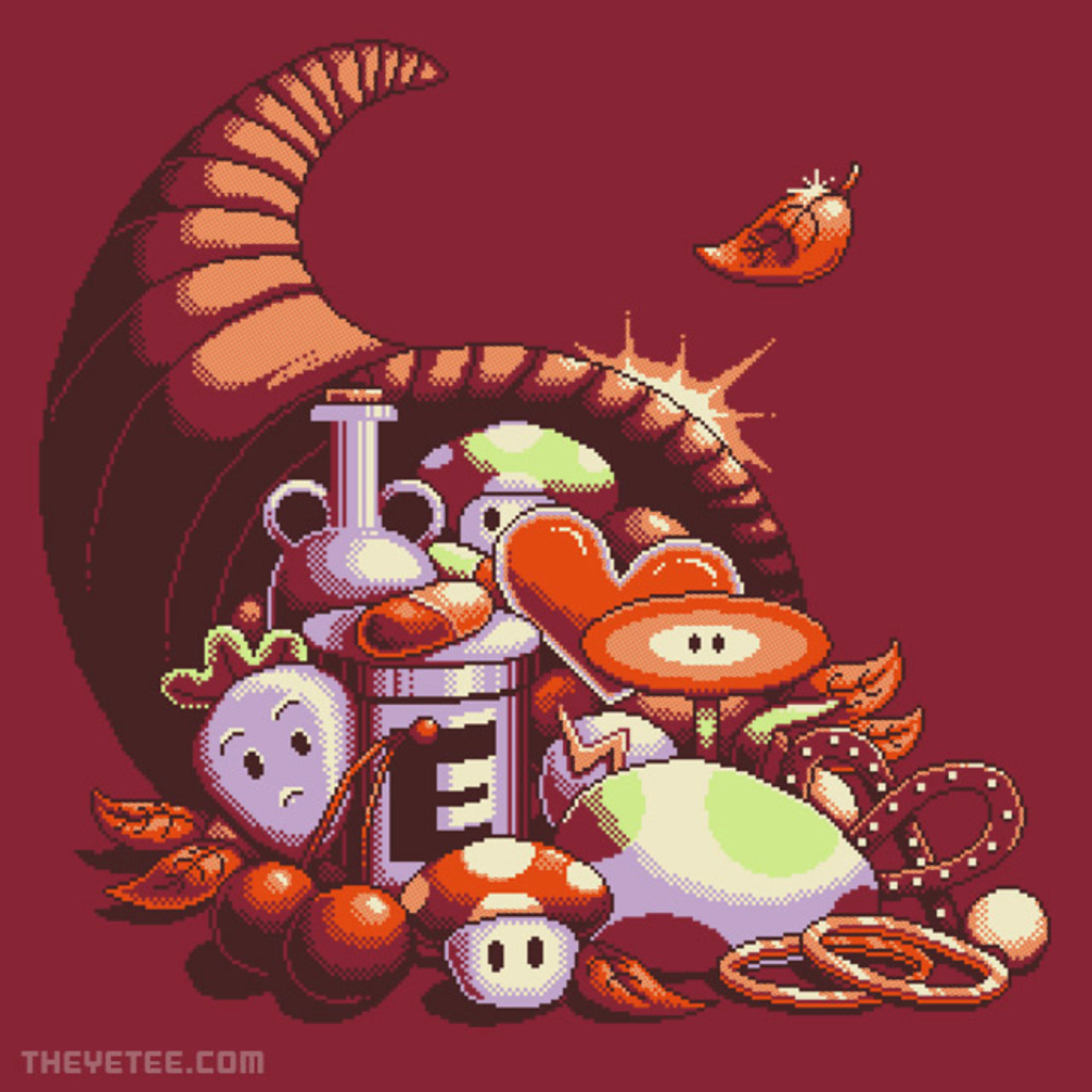 The Yetee: Thanksgaming