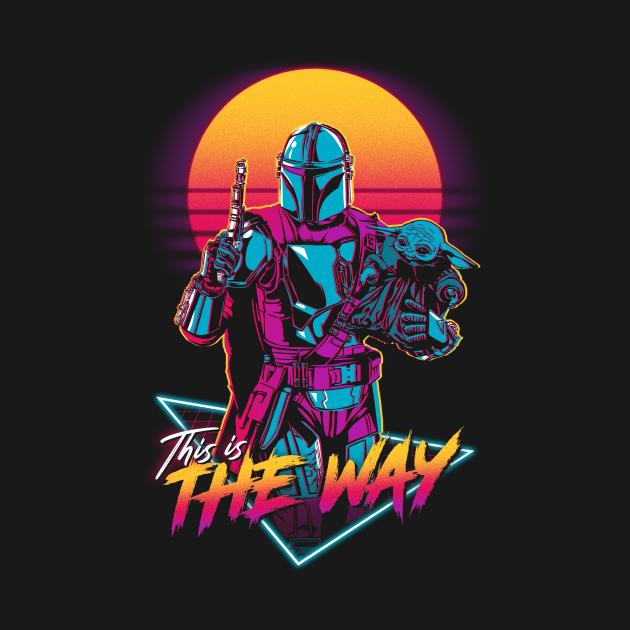 TeePublic: This is the way
