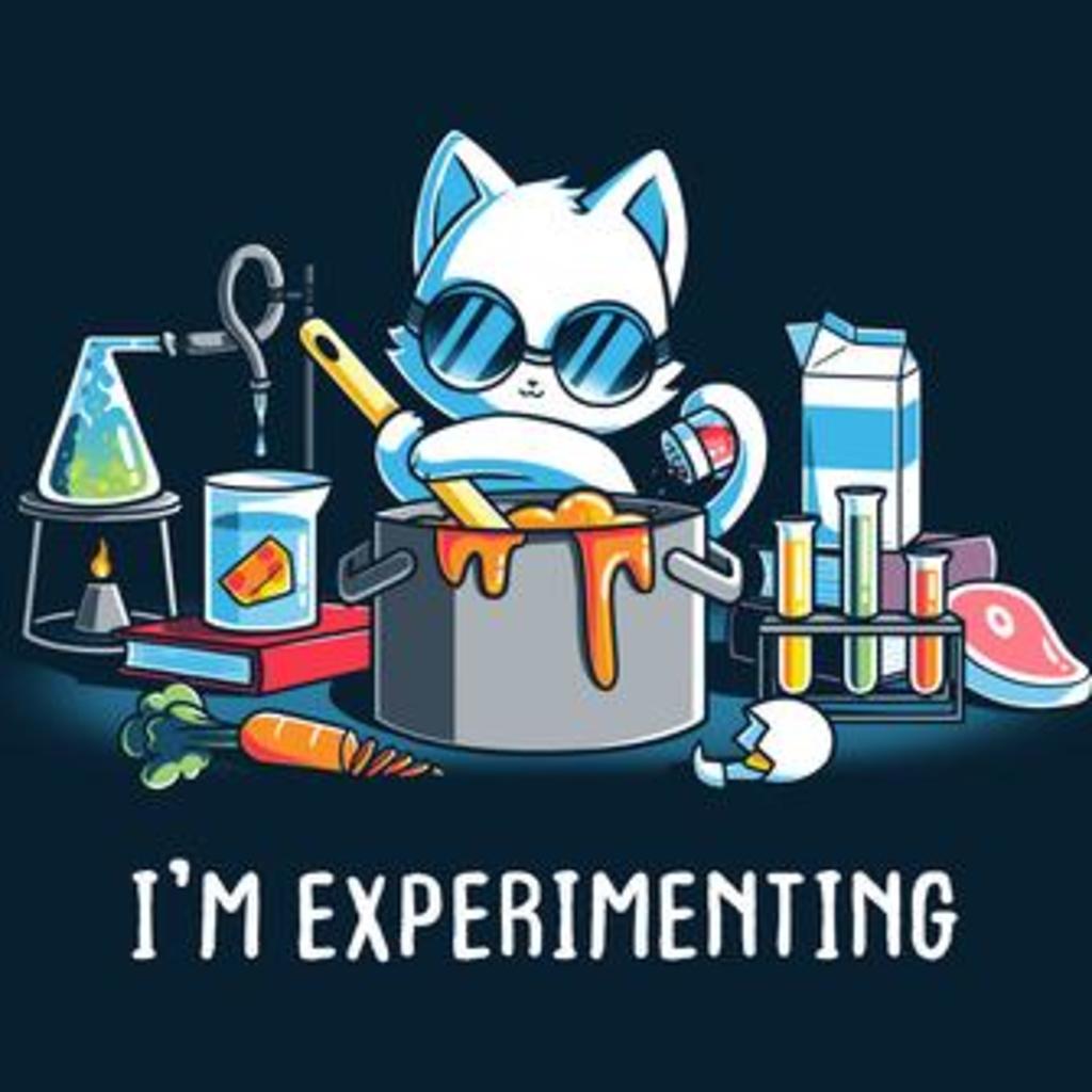 TeeTurtle: I'm Experimenting