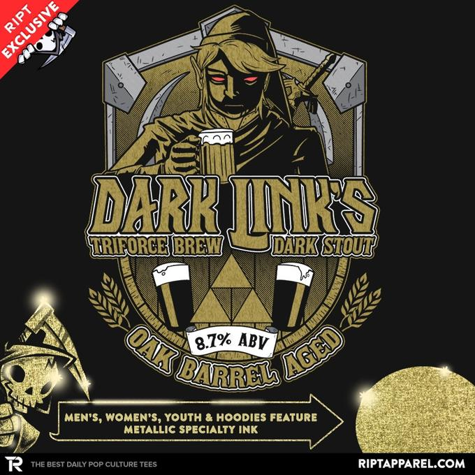 Ript: Dark Triforce Brew