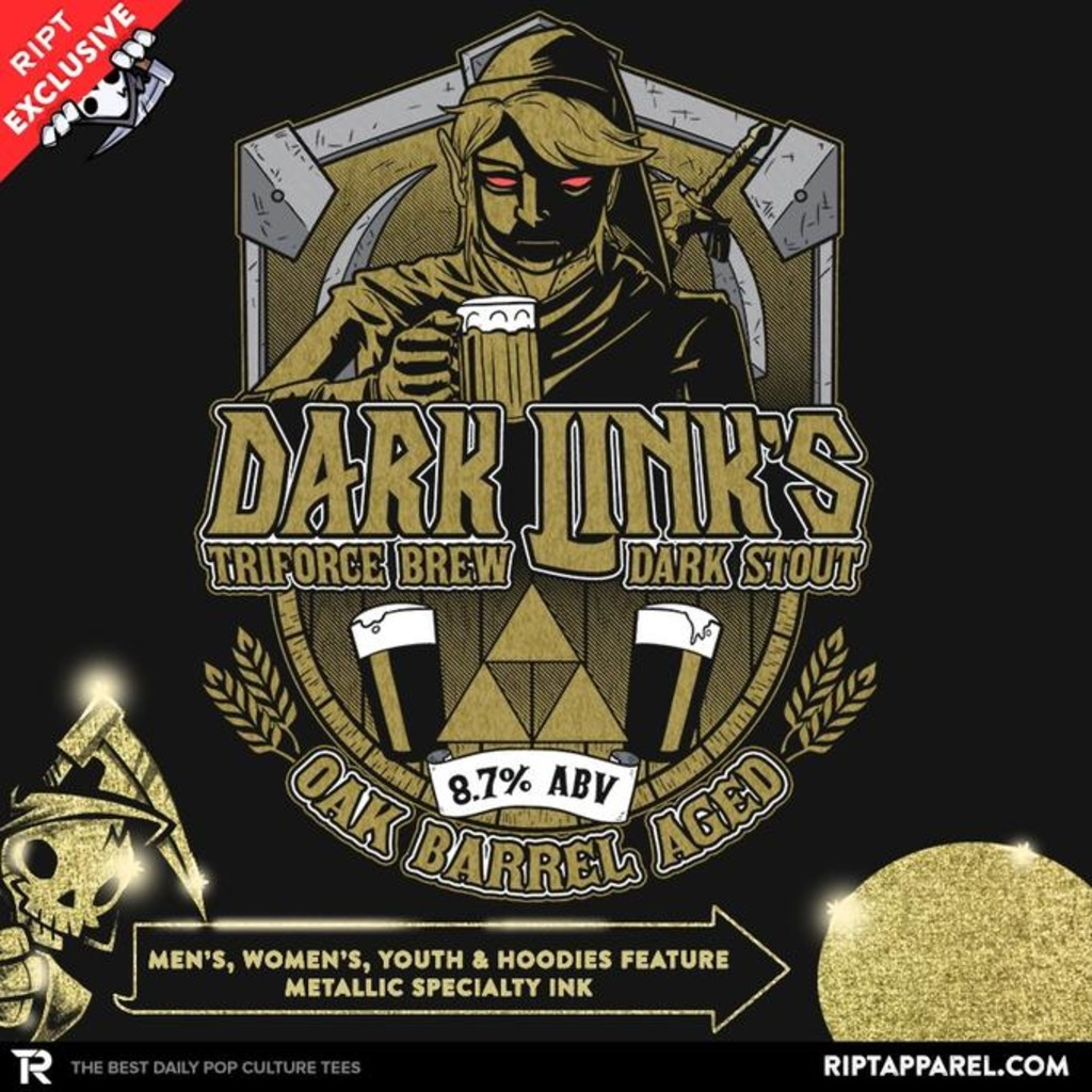 Ript: Dark Triforce Brew