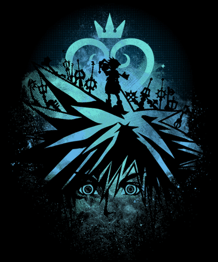 Qwertee: Keys of Kingdom