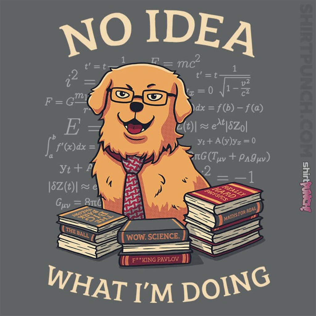 ShirtPunch: No Idea