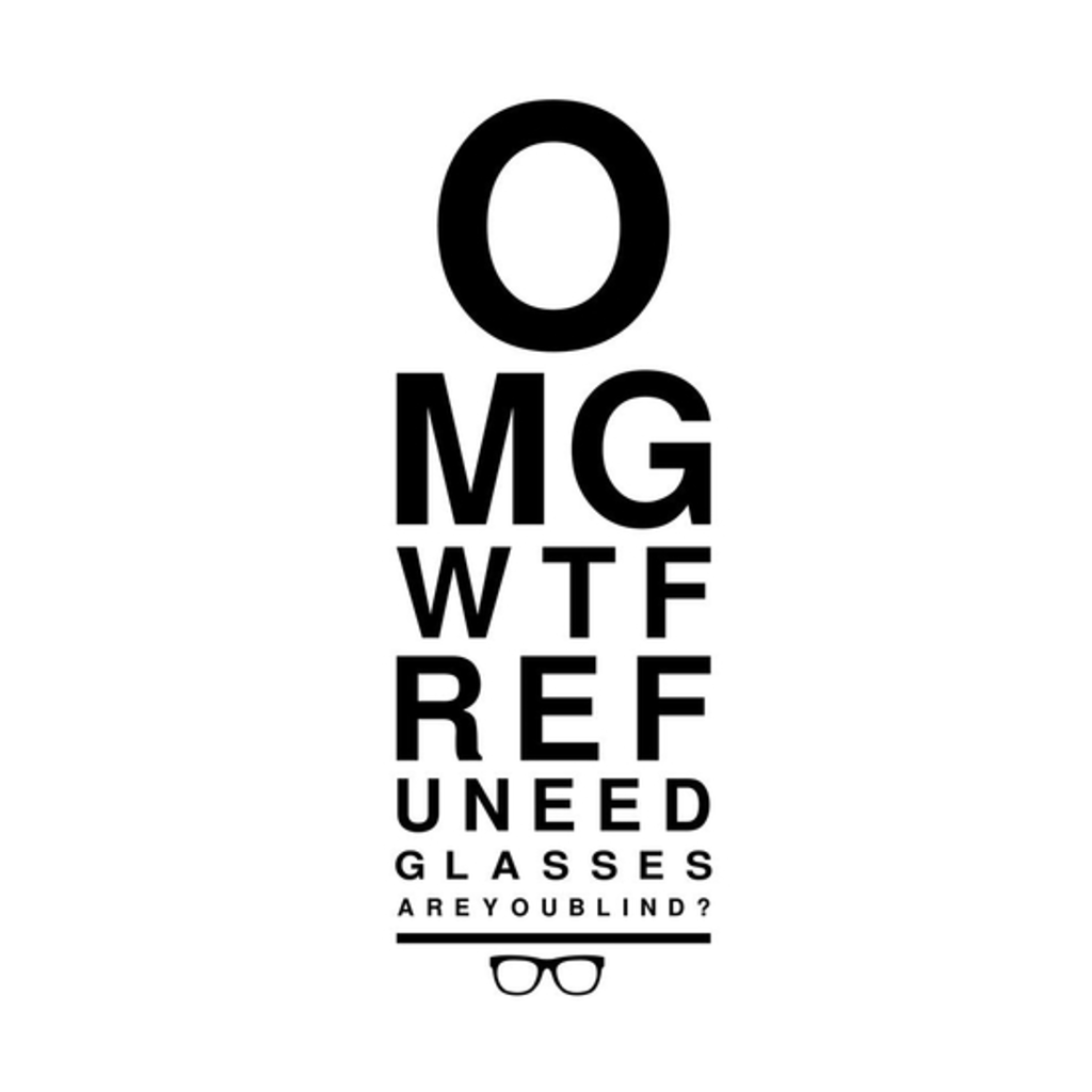 BustedTees: Are you blind?