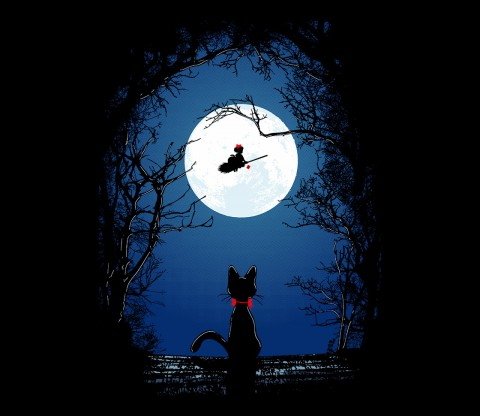 TeeFury: Fly With Your Spirit