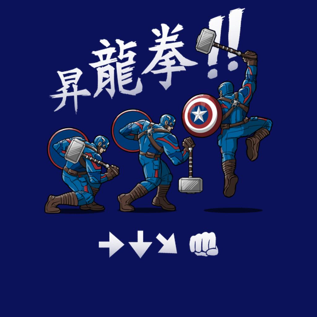 NeatoShop: Captain Shoryuken