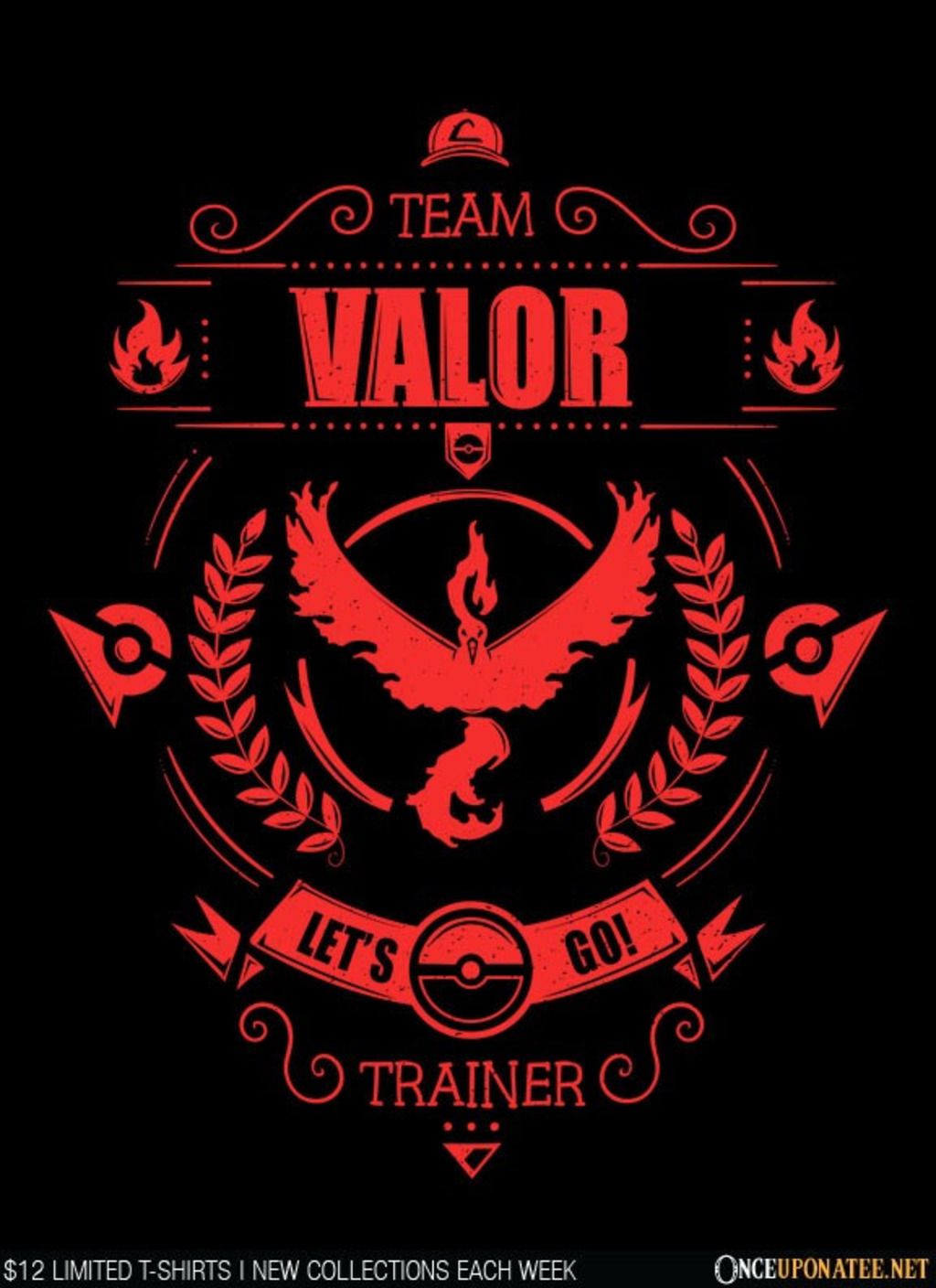 Once Upon a Tee: Team Valor