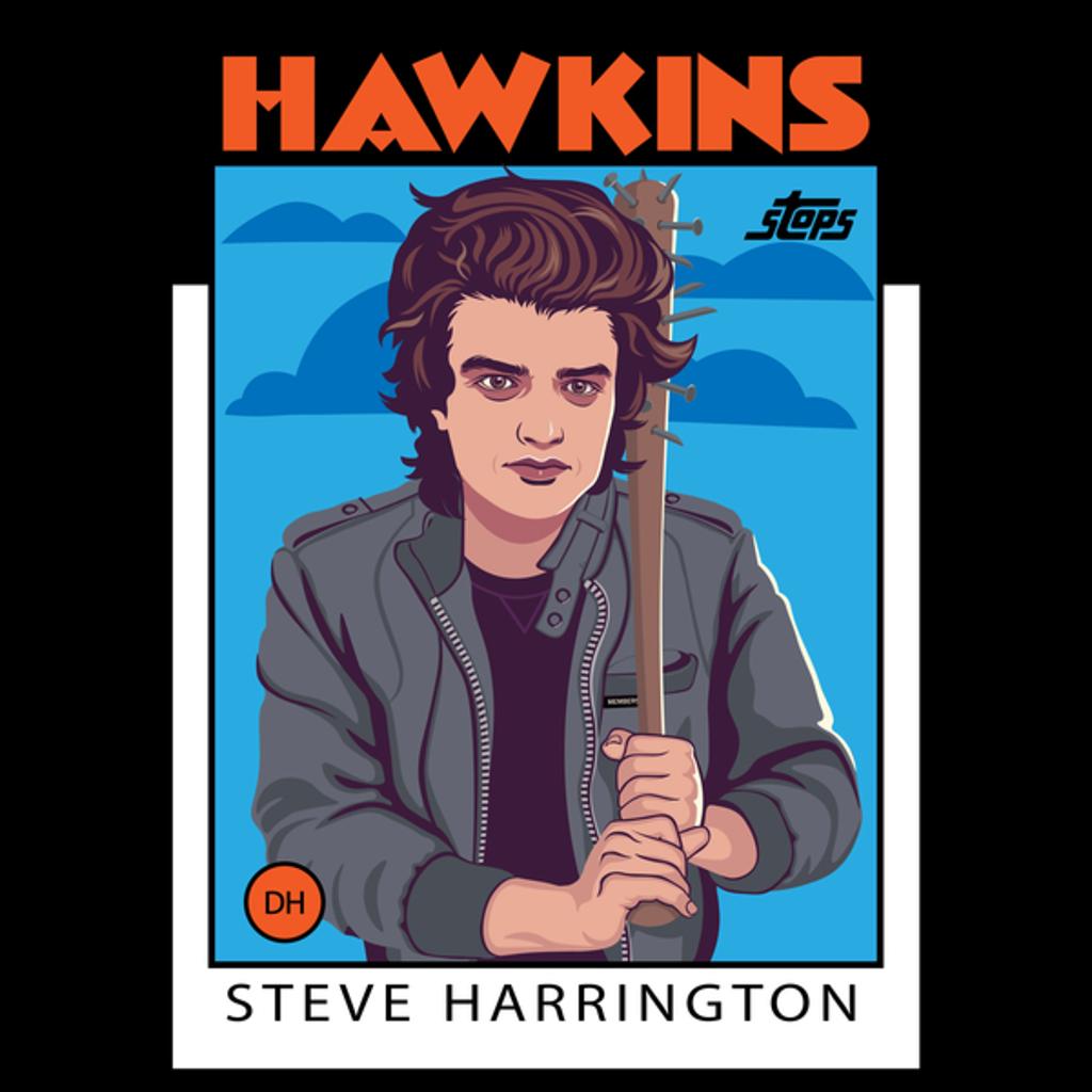 NeatoShop: Hawkins Hot Hitters: 1982 Edition