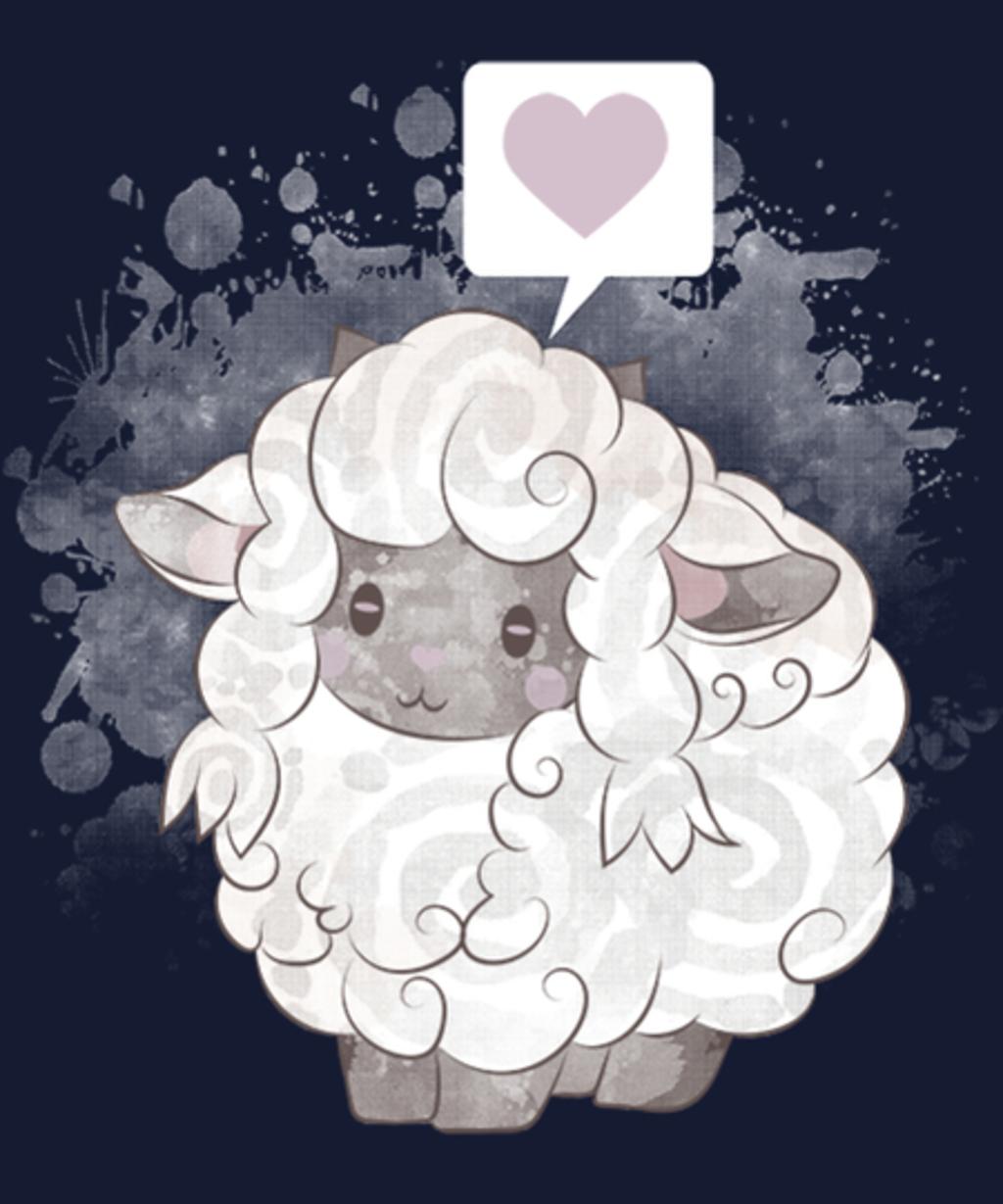 Qwertee: Cute WooLoo