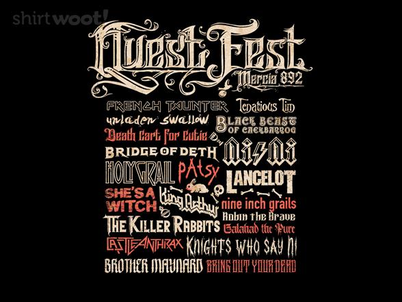 Woot!: Quest Fest