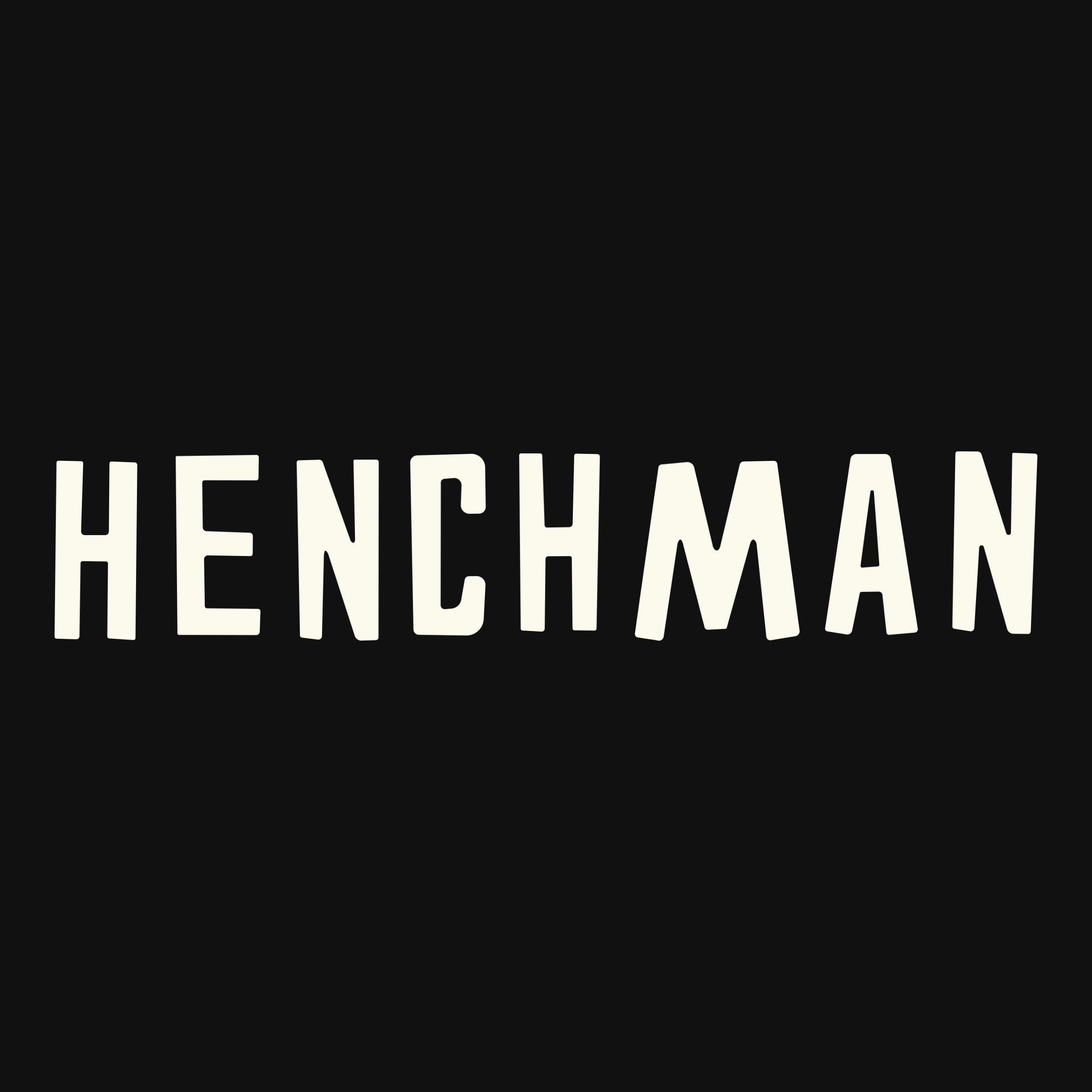 Cotton Bureau: HENCHMAN
