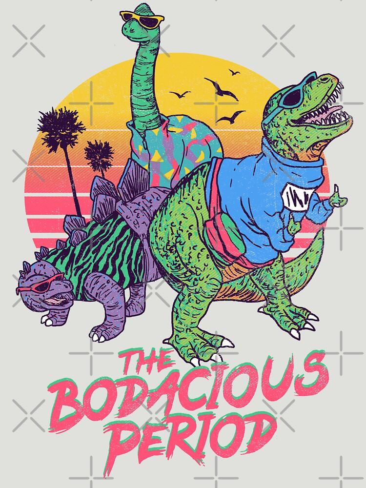 RedBubble: The Bodacious Period