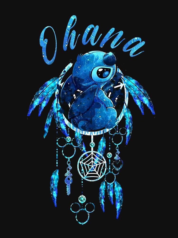 RedBubble: Stitch Ohana stitch ohana means family